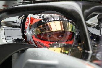 World © Octane Photographic Ltd. Formula 1 – In season test 1, day 2. Haas F1 Team VF-18 – Kevin Magnussen. Circuit de Barcelona-Catalunya, Spain. Wednesday 16th May 2018.
