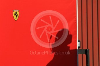 World © Octane Photographic Ltd. Formula 1 – In season test 1, day 2. Scuderia Ferrari. Circuit de Barcelona-Catalunya, Spain. Wednesday 16th May 2018.
