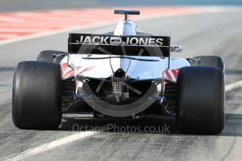 World © Octane Photographic Ltd. Formula 1 – In season test 1, day 2. Haas F1 Team VF-18 – Kevin Magnussen. Circuit de Barcelona-Catalunya, Spain. Wednesday 16th May 2018.
