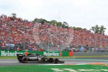 World © Octane Photographic Ltd. Formula 1 – Italian GP - Race. Renault Sport F1 Team RS18 – Carlos Sainz. Autodromo Nazionale di Monza, Monza, Italy. Sunday 2nd September 2018.