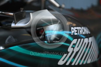 World © Octane Photographic Ltd. Formula 1 – Italian GP - Track Walk. Mercedes AMG Petronas Motorsport AMG F1 W09 EQ Power+. Autodromo Nazionale di Monza, Monza, Italy. Thursday 30th August 2018.