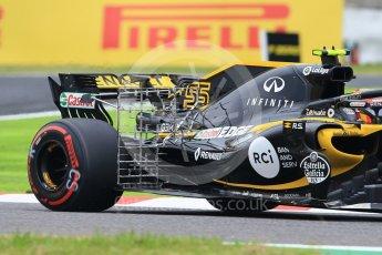 World © Octane Photographic Ltd. Formula 1 – Japanese GP - Practice 1. Renault Sport F1 Team RS18 – Carlos Sainz. Suzuka Circuit, Japan. Friday 5th October 2018.