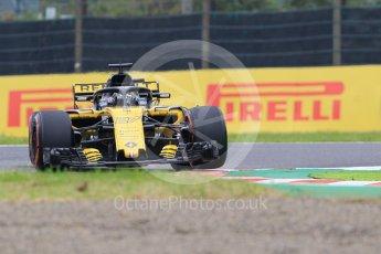 World © Octane Photographic Ltd. Formula 1 – Japanese GP - Practice 1. Renault Sport F1 Team RS18 – Nico Hulkenberg. Suzuka Circuit, Japan. Friday 5th October 2018.