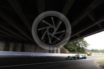 World © Octane Photographic Ltd. Formula 1 – Japanese GP - Practice 2. Mercedes AMG Petronas Motorsport AMG F1 W09 EQ Power+ - Valtteri Bottas. Suzuka Circuit, Japan. Friday 5th October 2018.