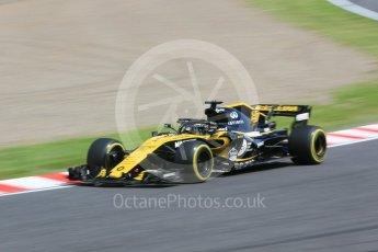 World © Octane Photographic Ltd. Formula 1 – Japanese GP - Practice 3. Renault Sport F1 Team RS18 – Nico Hulkenberg. Suzuka Circuit, Japan. Saturday 6th October 2018.