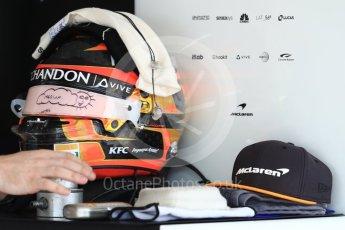 World © Octane Photographic Ltd. Formula 1 – Japanese GP - Practice 3. McLaren MCL33 – Stoffel Vandoorne. Suzuka Circuit, Japan. Saturday 6th October 2018.