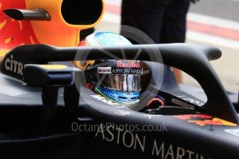 World © Octane Photographic Ltd. Formula 1 – Japanese GP - Practice 3. Aston Martin Red Bull Racing TAG Heuer RB14 – Daniel Ricciardo. Suzuka Circuit, Japan. Saturday 6th October 2018.
