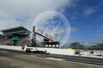 World © Octane Photographic Ltd. Formula 1 – Japanese GP - Practice 3. Williams Martini Racing FW41 – Lance Stroll. Suzuka Circuit, Japan. Saturday 6th October 2018.