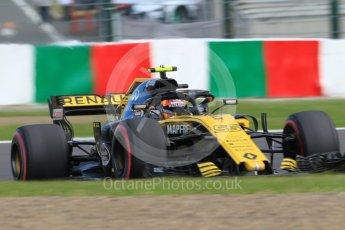 World © Octane Photographic Ltd. Formula 1 – Japanese GP - Qualifying. Renault Sport F1 Team RS18 – Carlos Sainz. Suzuka Circuit, Japan. Saturday 6th October 2018.