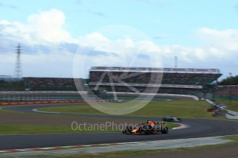 World © Octane Photographic Ltd. Formula 1 – Japanese GP - Qualifying. Aston Martin Red Bull Racing TAG Heuer RB14 – Daniel Ricciardo. Suzuka Circuit, Japan. Saturday 6th October 2018.