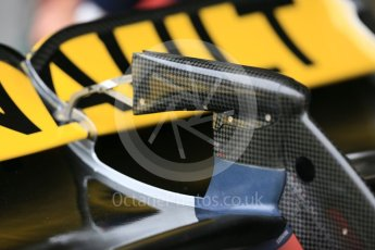 World © Octane Photographic Ltd. Formula 1 – Japanese GP - Pit Lane. Renault Sport F1 Team RS18 – Carlos Sainz. Suzuka Circuit, Japan. Thursday 4th October 2018.