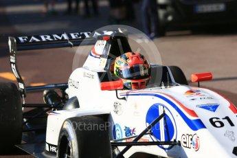 World © Octane Photographic Ltd. Formula Renault 2.0 – Monaco GP - Practice. Monte-Carlo. JD Motorsport - Lorenzo Colombo. Thursday 24th May 2018.
