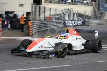 World © Octane Photographic Ltd. Formula Renault 2.0 – Monaco GP - Qualifying. Monte-Carlo. AVF by Adrian Valles - Eliseo Martinez. Friday 25th May 2018.