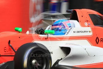 World © Octane Photographic Ltd. Formula Renault 2.0 – Monaco GP - Qualifying. Monte-Carlo. MP Motorsport - Max Defournay. Friday 25th May 2018.