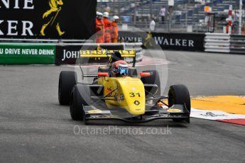 World © Octane Photographic Ltd. Formula Renault 2.0 – Monaco GP - Qualifying. Monte-Carlo. MP Motorsport - Christian Lungaard. Friday 25th May 2018.