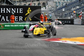 World © Octane Photographic Ltd. Formula Renault 2.0 – Monaco GP - Qualifying. Monte-Carlo. Fortec Motorsports - Arthur Rougier. Friday 25th May 2018.