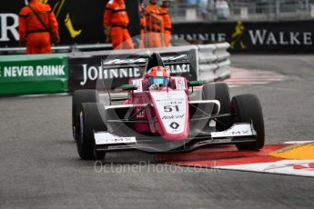 World © Octane Photographic Ltd. Formula Renault 2.0 – Monaco GP - Qualifying. Monte-Carlo. AVF by Adrian Valles - Axel Matus. Friday 25th May 2018.