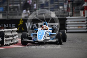 World © Octane Photographic Ltd. Formula Renault 2.0 – Monaco GP - Qualifying. Monte-Carlo. Fortec Motorsports - Raul Guzman. Friday 25th May 2018.