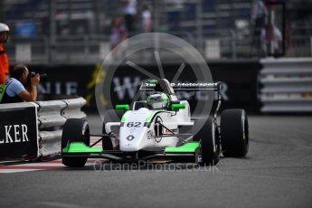 World © Octane Photographic Ltd. Formula Renault 2.0 – Monaco GP - Qualifying. Monte-Carlo. JD Motorsport - Thomas Maxwell. Friday 25th May 2018.