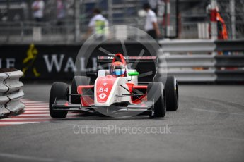World © Octane Photographic Ltd. Formula Renault 2.0 – Monaco GP - Qualifying. Monte-Carlo. Fortec Motorsports - Vladimir Tziortzis. Friday 25th May 2018.