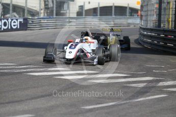 World © Octane Photographic Ltd. Formula Renault 2.0 – Monaco GP - Race 1. Monte-Carlo. R-Ace GP - Charles Milesi and Victor Martins. Saturday 26th May 2018.