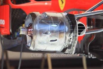 World © Octane Photographic Ltd. Formula 1 – Monaco GP - Setup. Scuderia Ferrari SF71-H. Monte-Carlo. Wednesday 23rd May 2018.