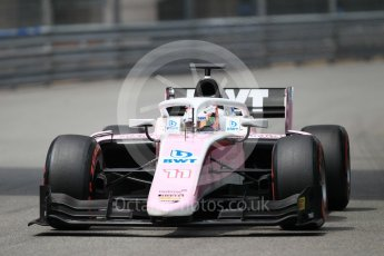 World © Octane Photographic Ltd. FIA Formula 2 (F2) – Monaco GP - Qualifying. BWT Arden - Maximilian Gunther. Monte Carlo. Thursday 24th May 2018.