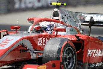 World © Octane Photographic Ltd. FIA Formula 2 (F2) – Monaco GP - Qualifying. Prema Powerteam - Nyck de Vries. Monte Carlo. Thursday 24th May 2018.