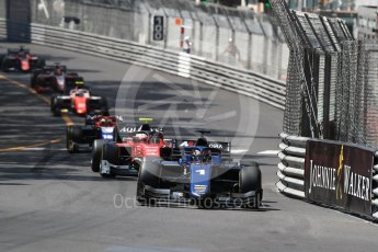 World © Octane Photographic Ltd. FIA Formula 2 (F2) – Monaco GP - Race 1. Russian Time - Artem Markelov. Monte Carlo. Friday 25th May 2018