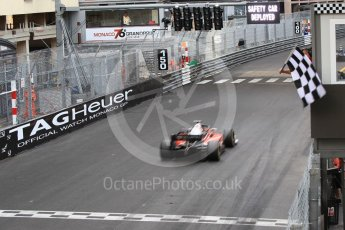 World © Octane Photographic Ltd. FIA Formula 2 (F2) – Monaco GP - Race 2. Carouz - Louis Delatraz. Monte Carlo. Saturday 26th May 2018.