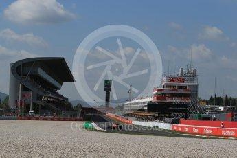 World © Octane Photographic Ltd. Formula 1 – Spanish GP - Friday - Practice 1. McLaren MCL33 – Fernando Alonso. Circuit de Barcelona-Catalunya, Spain. Friday 11th May 2018.