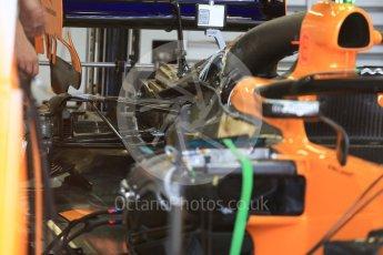 World © Octane Photographic Ltd. Formula 1 – Spanish GP - Saturday Practice 3. McLaren MCL33. Circuit de Barcelona-Catalunya, Spain. Saturday 12th May 2018.