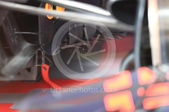 World © Octane Photographic Ltd. Formula 1 – Spanish GP - Saturday - Practice 3. Aston Martin Red Bull Racing TAG Heuer RB14. Circuit de Barcelona-Catalunya, Spain. Saturday 12th May 2018.