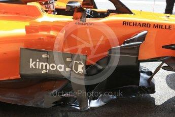 World © Octane Photographic Ltd. Formula 1 – Spanish GP - Saturday Practice 3. McLaren MCL33 – Stoffel Vandoorne. Circuit de Barcelona-Catalunya, Spain. Saturday 12th May 2018.