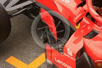 World © Octane Photographic Ltd. Formula 1 – Spanish GP - Friday - Practice 3. Scuderia Ferrari SF71-H. Circuit de Barcelona-Catalunya, Spain. Saturday 12th May 2018.