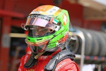World © Octane Photographic Ltd. FIA Formula 2 (F2) – Spanish GP - Practice . Carouz - Louis Delatraz. Circuit de Barcelona-Catalunya, Spain. Friday 11th May 2018.