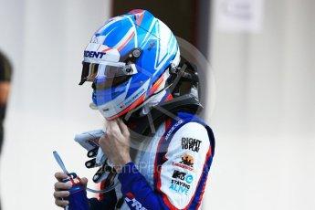 World © Octane Photographic Ltd. GP3 – Spanish GP – Practice. Trident - Ryan Tveter. Circuit de Barcelona-Catalunya, Spain. Friday 11th May 2018.