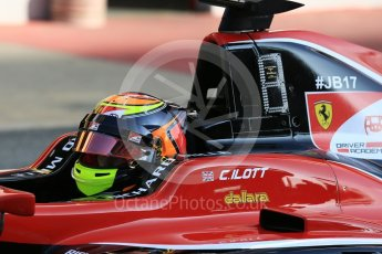World © Octane Photographic Ltd. GP3 – Spanish GP – Practice.ART Grand Prix - Callum Illot. Circuit de Barcelona-Catalunya, Spain. Friday 11th May 2018.