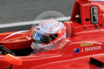 World © Octane Photographic Ltd. GP3 – Spanish GP – Practice. Arden International - Joey Mawson. Circuit de Barcelona-Catalunya, Spain. Friday 11th May 2018.