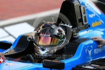 World © Octane Photographic Ltd. GP3 – Spanish GP – Practice. Jenzer Motorsport - David Beckman. Circuit de Barcelona-Catalunya, Spain. Friday 11th May 2018.
