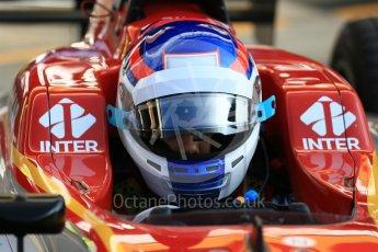 World © Octane Photographic Ltd. GP3 – Spanish GP – Practice. Campos Racing - Diego Menchaca. Circuit de Barcelona-Catalunya, Spain. Friday 11th May 2018.