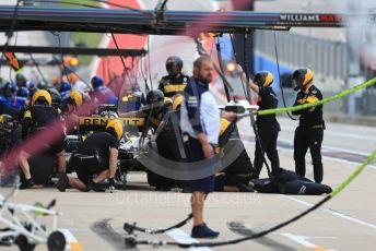 World © Octane Photographic Ltd. Formula 1 – United States GP - Practice 3. Renault Sport F1 Team RS18 – Nico Hulkenberg. Circuit of the Americas (COTA), USA. Saturday 20th October 2018.