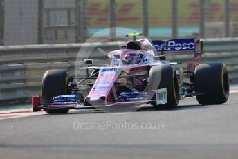 World © Octane Photographic Ltd. Formula 1 – Abu Dhabi GP - Practice 3. SportPesa Racing Point RP19 – Lance Stroll. Yas Marina Circuit, Abu Dhabi, UAE. Saturday 30th November 2019.
