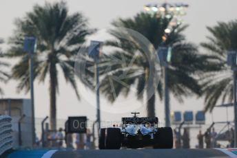 World © Octane Photographic Ltd. Formula 1 – Abu Dhabi GP - Race. Haas F1 Team VF19 – Kevin Magnussen. Yas Marina Circuit, Abu Dhabi, UAE. Sunday 1st December 2019.