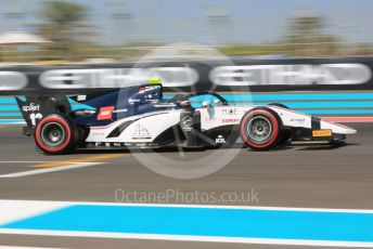 World © Octane Photographic Ltd. FIA Formula 2 (F2) – Abu Dhabi GP - Practice. Sauber Junior Team – Matevos Isaakyan. Yas Marina Circuit, Abu Dhabi, UAE. Friday 29th November 2019.
