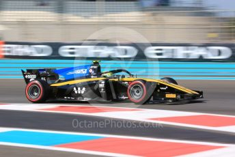 World © Octane Photographic Ltd. FIA Formula 2 (F2) – Abu Dhabi GP - Practice. Virtuosi Racing - George Russell. Yas Marina Circuit, Abu Dhabi, UAE. Friday 29th November 2019.