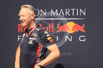 World © Octane Photographic Ltd. Formula 1 - Abu Dhabi GP - Paddock. Jonathan Wheatley - Team Manager of Red Bull Racing. Yas Marina Circuit, Abu Dhabi, UAE. Saturday 30th November 2019.