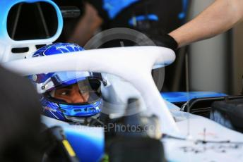 World © Octane Photographic Ltd. Formula 1 – Abu Dhabi Pirelli Tyre Test. ROKiT Williams Racing FW 42 – Roy Nissany. Yas Marina Circuit, Abu Dhabi, UAE. Tuesday 3rd December 2019.