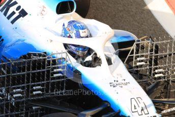 World © Octane Photographic Ltd. Formula 1 – Abu Dhabi Pirelli Tyre Test. ROKiT Williams Racing FW 42 – Roy Nissany. Yas Marina Circuit, Abu Dhabi, UAE. Wednesday 4th December 2019.