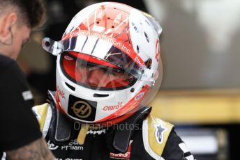 World © Octane Photographic Ltd. Formula 1 – Abu Dhabi Pirelli Tyre Test. Haas F1 Team VF19 – Pietro Fittipaldi. Yas Marina Circuit, Abu Dhabi, UAE. Wednesday 4th December 2019.